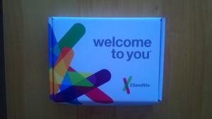私が使用した23andMe(遺伝子検査キット)