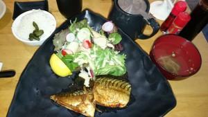 Kome Sushi Kitchenの店内