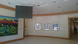 UT Austin 応用計算工学・科学大学院の校舎内1